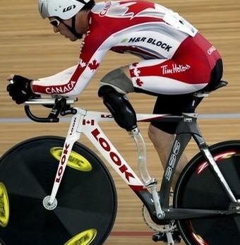 Éric Bourgault et ses 1ers Jeux paralympiques