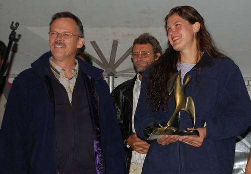 Tanja Röder séduit l'Internationale de la Sculpture