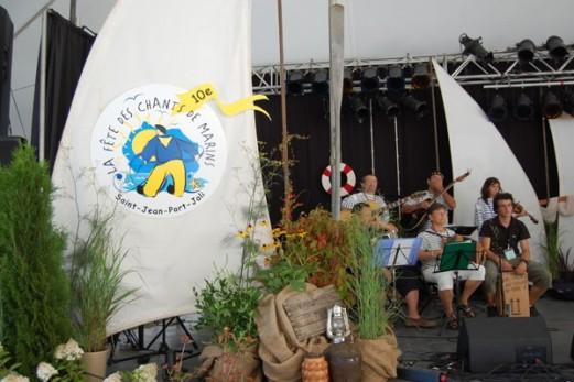 Chants de marins: La fête des débordements