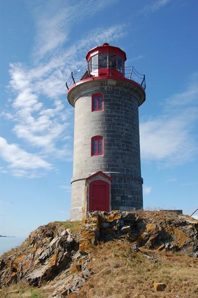 Le phare du Pilier de pierre a de nouveaux gardiens
