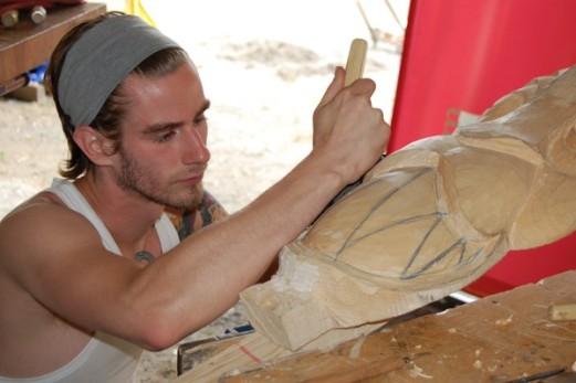 Internationale de la Sculpture : Lorsque le bois séduit et inspire