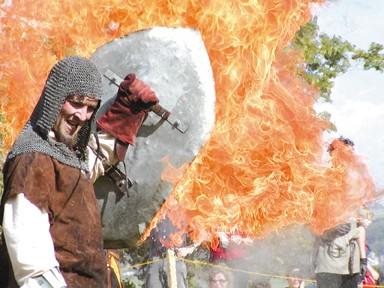 Les 5es Festes Médiévales prennent d'assaut La Pocatière