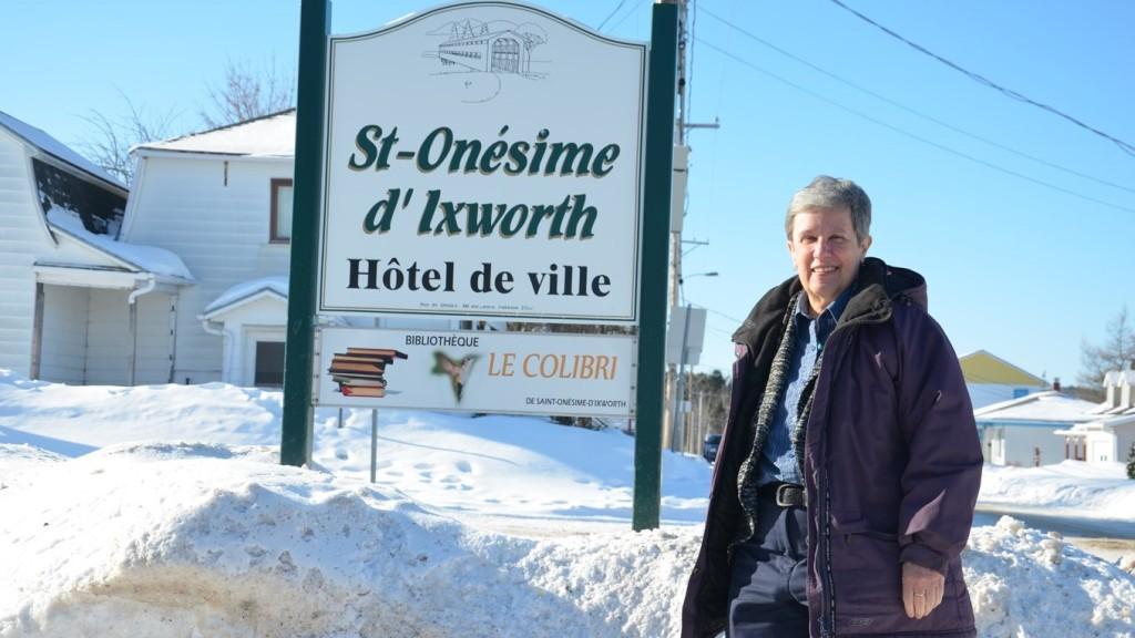 La nouvelle mairesse de Saint-Onésime regarde vers l'avant