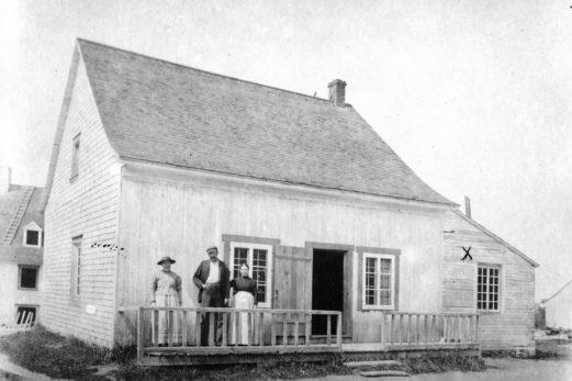 Témoin de l'histoire, la petite maison de colonisation