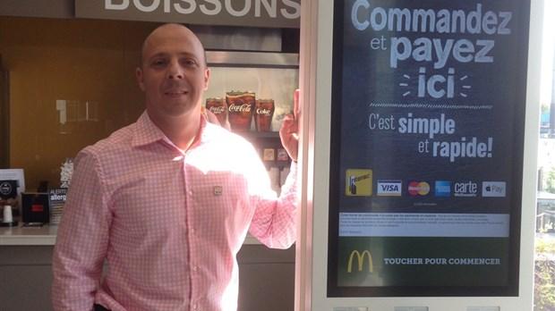Saint-Jean-Port-Joli : le nouveau McDonald's ouvrira le 27 septembre