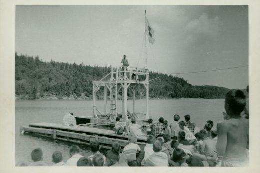 L'esprit du lieu : le camp Trois Saumons aura 70 ans