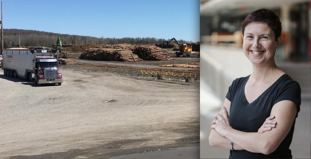 L'accord sur le bois d'œuvre compromis