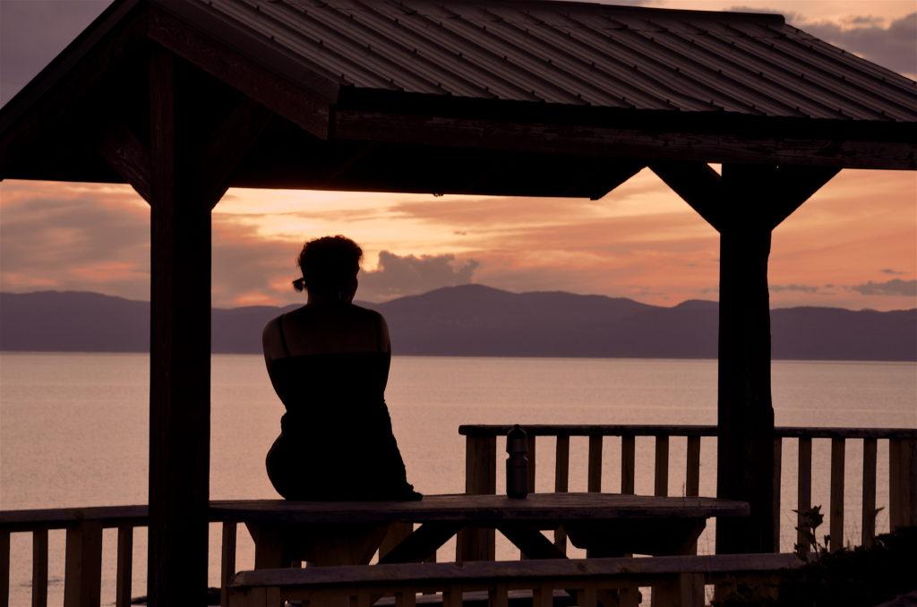 Le Kamouraska rafle la palme des plus beaux couchers de soleil au Canada