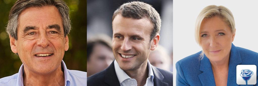 France : une présidentielle remplie de surprises