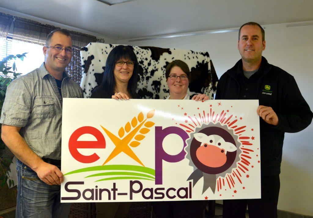 Cure de jeunesse pour l'Expo de Saint-Pascal