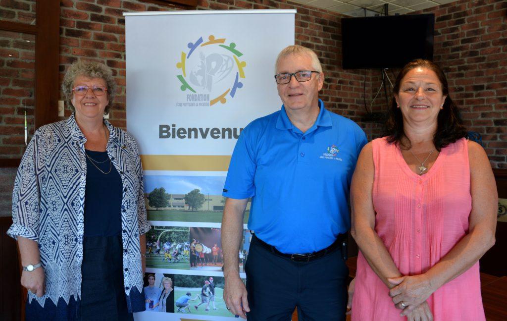 Fondation de l'École polyvalente La Pocatière : 120 golfeurs attendus au prochain tournoi