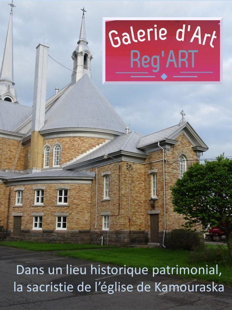 Une 19e saison pour le Groupe Reg' Art à Kamouraska