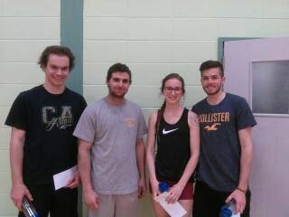 Belle réussite pour le 3e tournoi de Volley-Ball du GYM-Action
