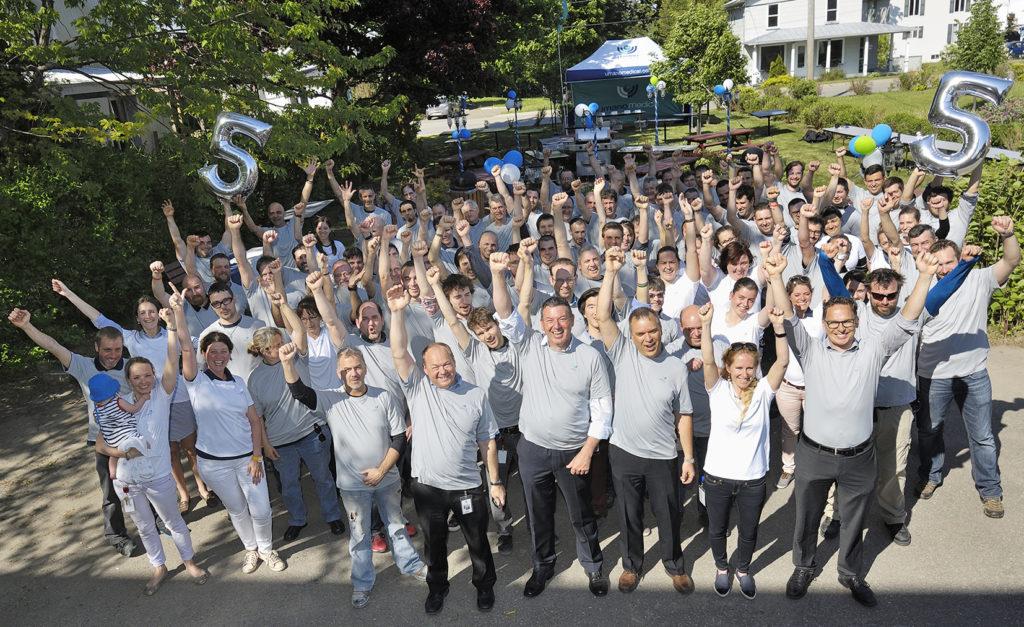 Un cinquième anniversaire très prometteur pour Umano Medical