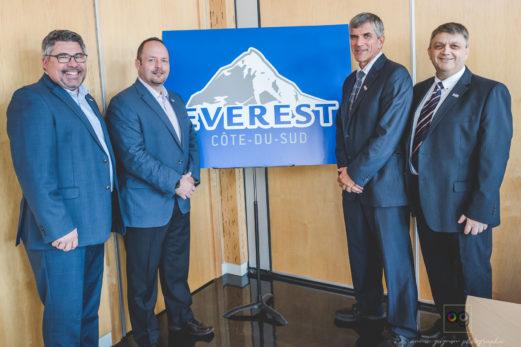 Prévente des billets de saison2018-2019 de l'Everest de la Côte-du-Sud