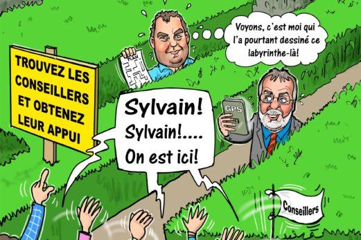 Dans la mire de Métyvié… la course à la mairie de La Pocatière (la suite)