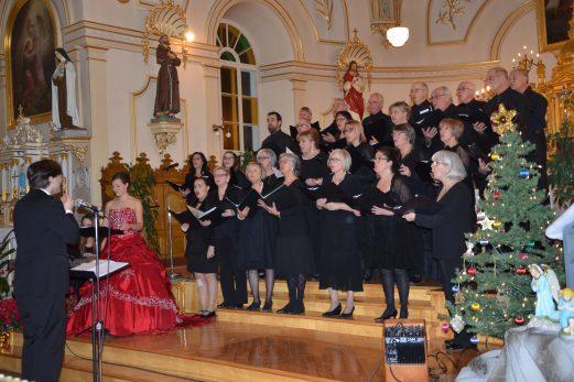 Peggy Bélanger et La Marée Chante pour Noël