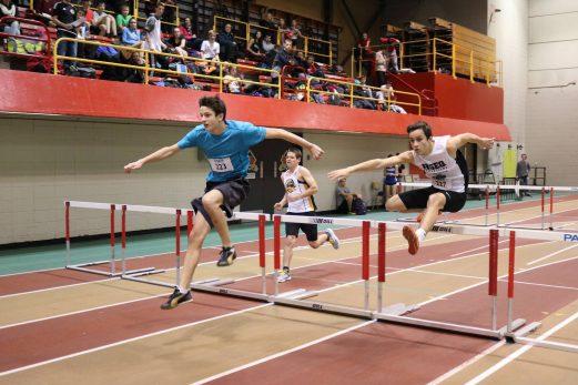 Début de la saison d'athlétisme en salle pour les Wisigoths