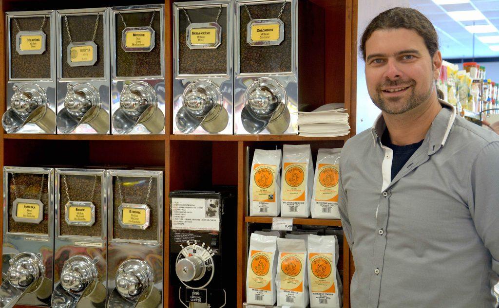 La Brûlerie de l'Est vantera le Kamouraska sur ses emballages à café