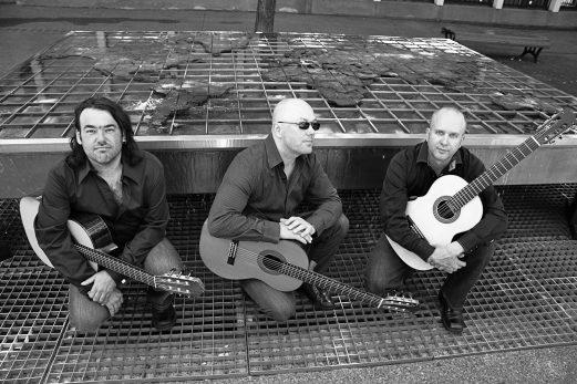 MG3 — Montréal Guitares Trio à La Pocatière