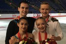 Alexandre Simard et Pier-Alexandre Hudon médaillés aux Championnats canadiens
