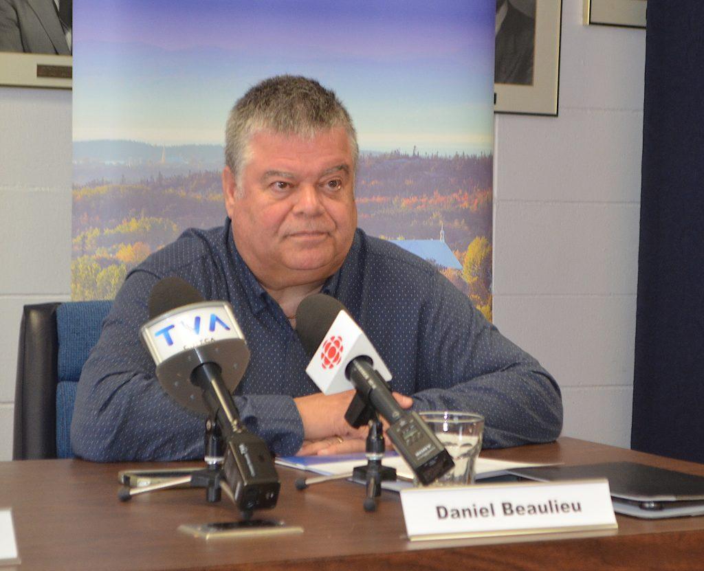 Daniel Beaulieu démissionne pour éviter des problèmes à la Ville