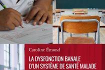 Un premier livre pour Caroline Émond de L'Islet