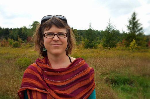Une poète de la région finaliste du Prix Geneviève-Amyot