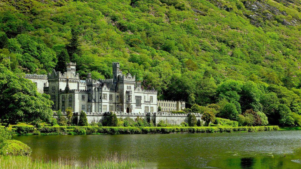 Irlande: entre vert et mer