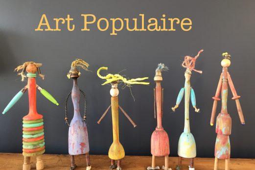 Des sculpteurs en Art populaire de la région exposeront au Musée de la Civilisation