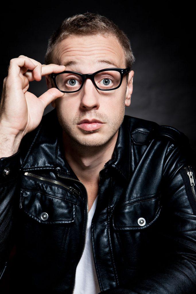 Humour : Martin Perizzolo s'attaque à des thèmes «moins sexy»