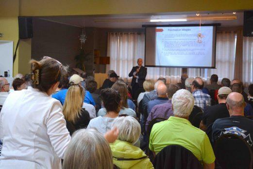 Saint-Pacôme dans le brouillard : lettre au maire de Saint-Pacôme