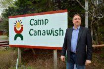 Camp Canawish: une activité de réflexion à la fin août