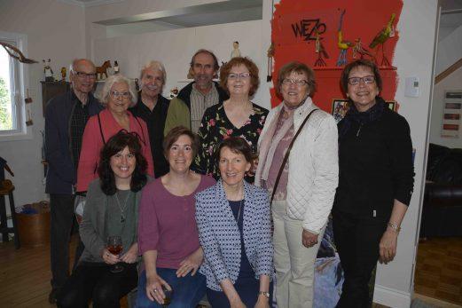 Les créateurs de Kamouraska invitent le grand public dans leurs ateliers