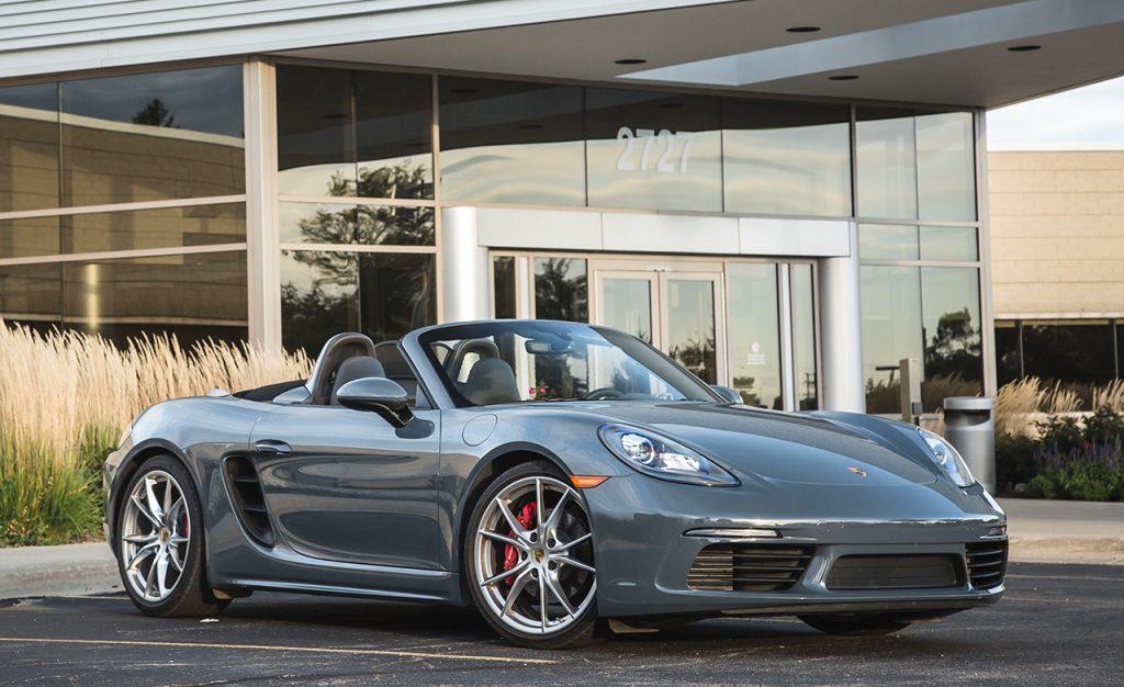 Une Porsche à 150 $ de l'heure
