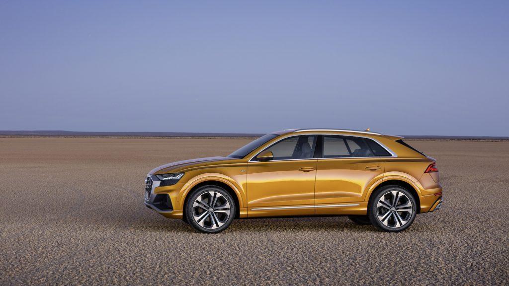 Audi Q8 – Le jeu du voisin gonflable