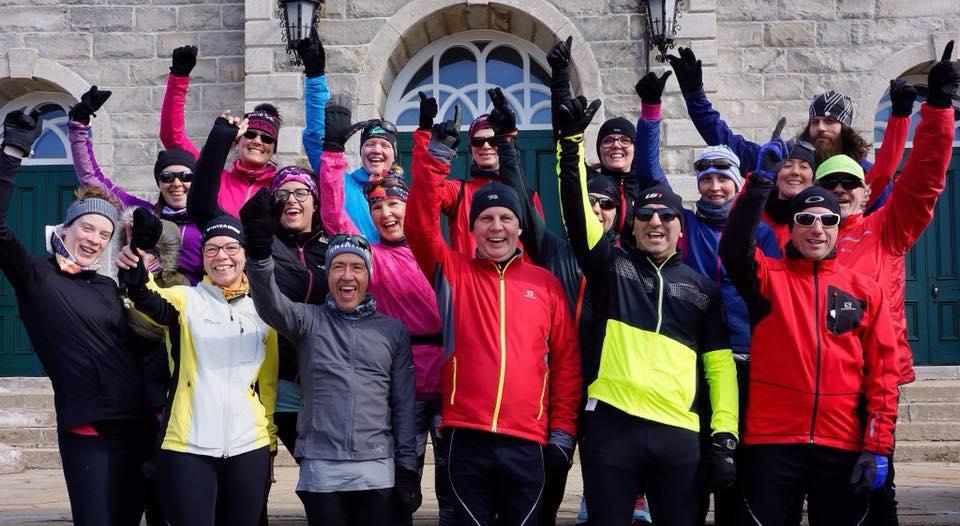 Des passionnés de course à pied démarrent un club ouvert à tous