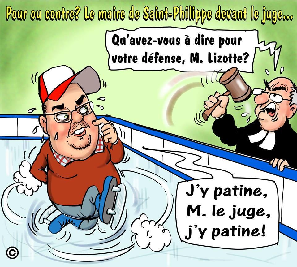 Dans la mire de Métyvié : le maire de Saint-Philippe-de-Néri