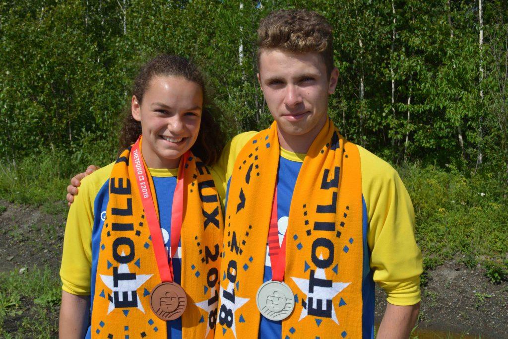 Plusieurs médailles kamouraskoises au Jeux du Québec
