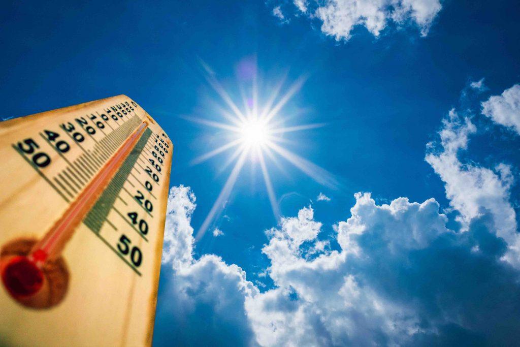 Juillet 2018 : Un des mois les plus chauds jamais enregistrés dans Kamouraska-L'Islet