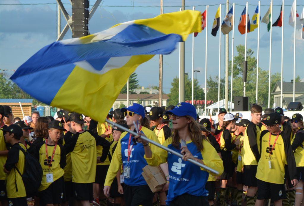 Jeux du Québec : Une belle récolte de médailles pour les athlètes kamouraskois