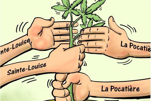 Dans la mire de Métyvié… La Pocatière et Sainte-Louise virées sur le pot?