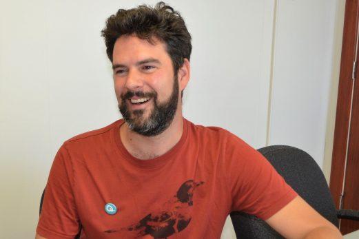 Entretien avec Guillaume Dufour, candidat de Québec solidaire