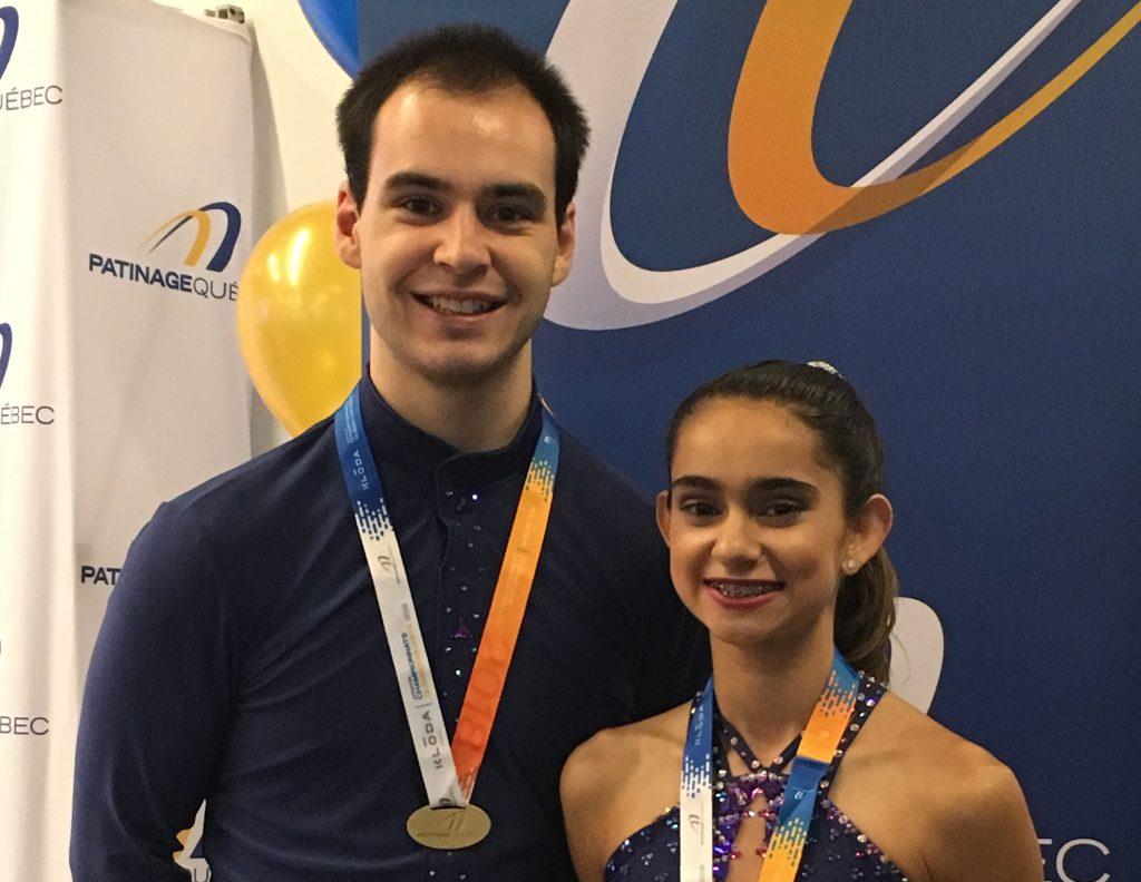 Des médailles aux championnats provinciaux d'été