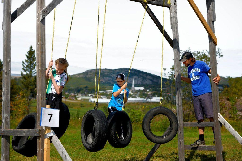 Plus de 200 participants à la 5e édition du Défi sept chutes