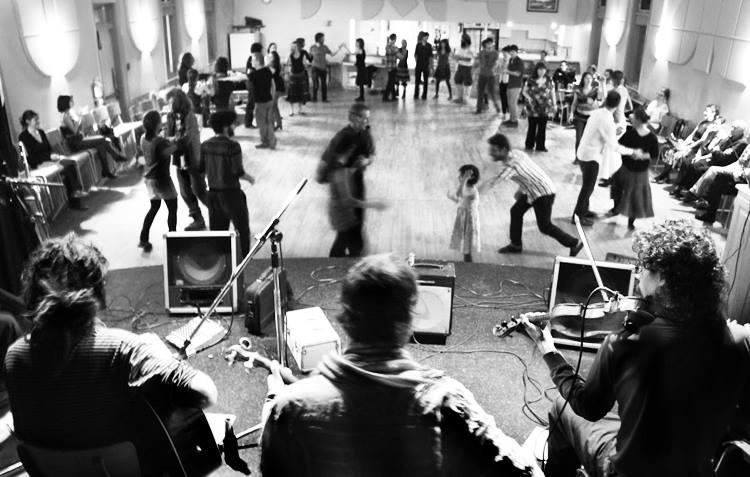 La veillée des Censitaires avec L'Orchestrad du Kamouraska