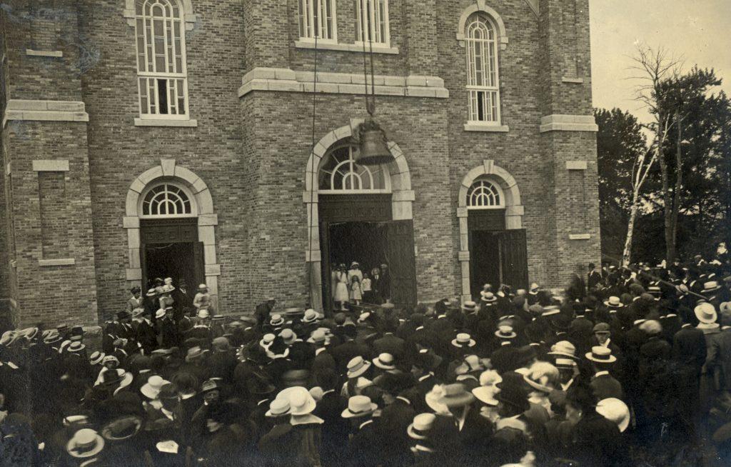 La mystérieuse cloche de l'église de Kamouraska