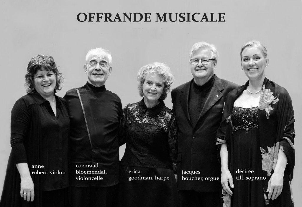 Offrande musicale à Saint-Pascal