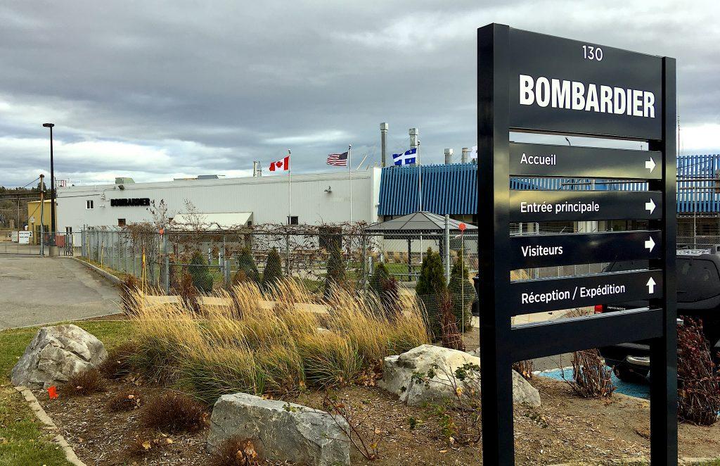 Restructuration chez Bombardier : peu ou pas d'effets à prévoir à La Pocatière