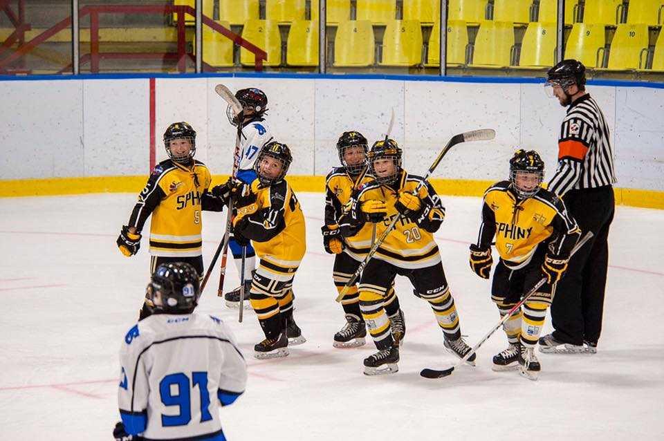 Troisième édition de la Classique de hockey SPHINX
